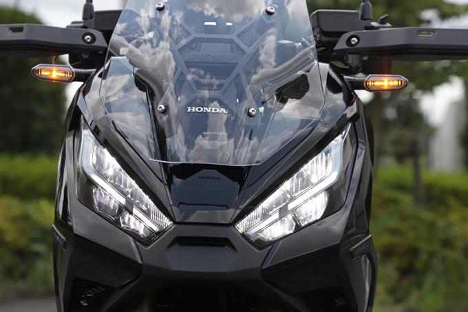 【ホンダ X-ADV 試乗記】走破性と利便性を兼ね備えた大型クロスオーバーモデルがフルモデルチェンジの12画像