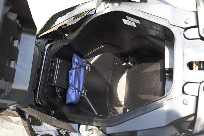 【ホンダ X-ADV 試乗記】走破性と利便性を兼ね備えた大型クロスオーバーモデルがフルモデルチェンジの22画像