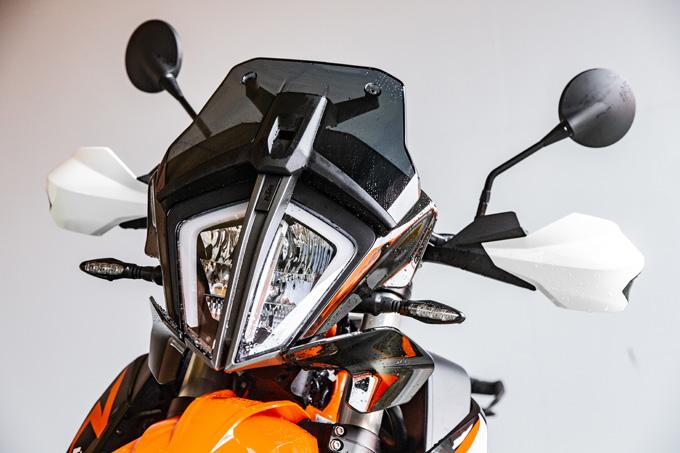 【KTM 890 ADVENTURE/R試乗記】パンチが増して林道トレックもより快適に、アドベンチャーを超えたガチオフ性能だ!の12画像