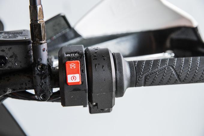 【KTM 890 ADVENTURE/R試乗記】パンチが増して林道トレックもより快適に、アドベンチャーを超えたガチオフ性能だ!の19画像