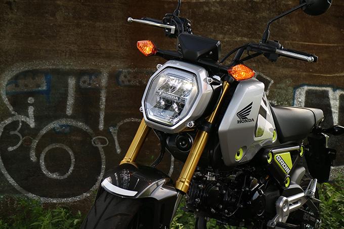【ホンダ グロム 試乗記】日常が輝きだす! どこをどう走っても楽しいファンバイクの01画像