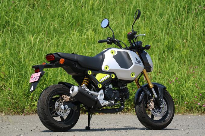 【ホンダ グロム 試乗記】日常が輝きだす! どこをどう走っても楽しいファンバイクの03画像