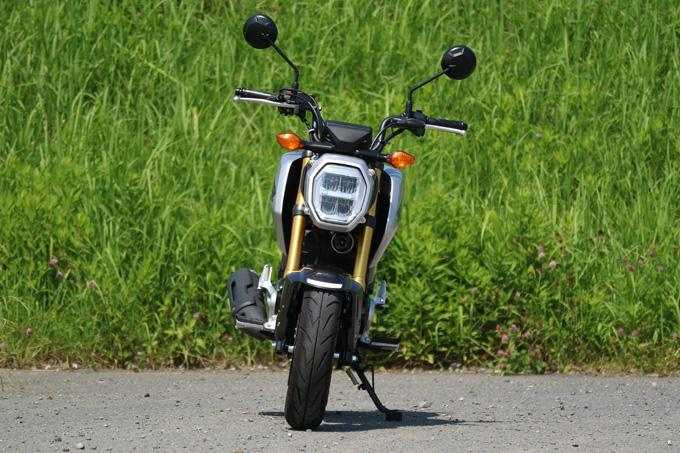 【ホンダ グロム 試乗記】日常が輝きだす! どこをどう走っても楽しいファンバイクの09画像
