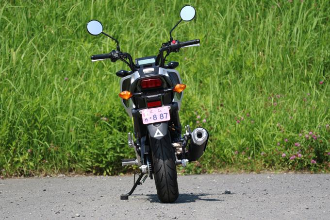 【ホンダ グロム 試乗記】日常が輝きだす! どこをどう走っても楽しいファンバイクの10画像