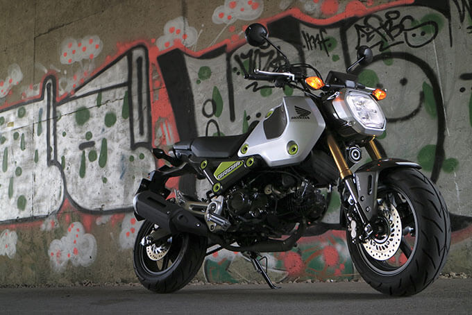 【ホンダ グロム 試乗記】日常が輝きだす! どこをどう走っても楽しいファンバイクの画像