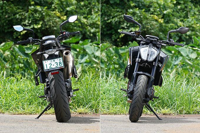 【KTM 890 DUKE 試乗記】とびきりのスポーツ性能と扱いやすさが共存の08画像