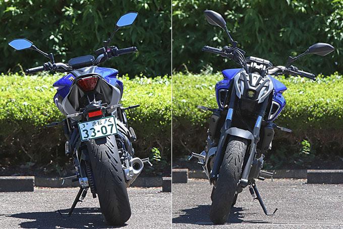 【ヤマハ MT-07 試乗記】軽くて扱いやすいミドルスポーツがさらに魅力と走りの楽しさを増して新登場の08画像