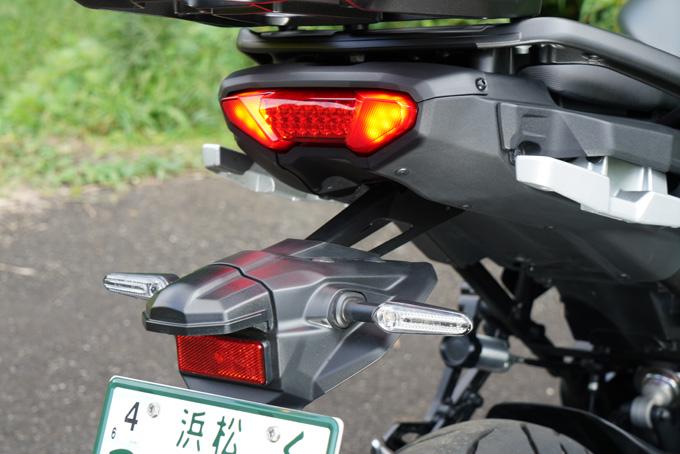 【ヤマハ トレーサー9GT 試乗記】多機能ナイフのごとく高い利便性の21画像