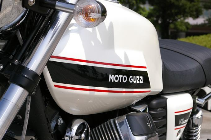モトグッツィ V7 Classicの画像