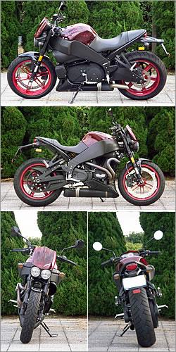 ビューエル Lightning XB12Scg 写真