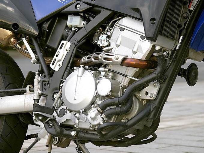 カワサキ D-TRACKER Xの画像