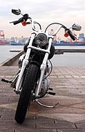 ハーレーダビッドソン FXDB ダイナ・ストリートボブ 写真