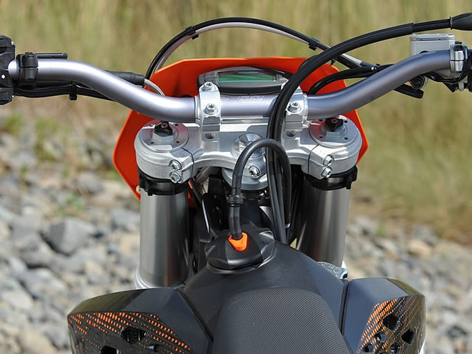 KTM 250EXC-Fの画像