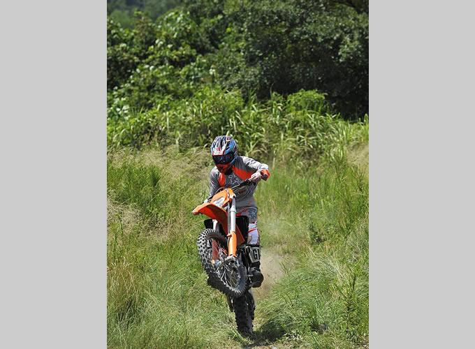 KTM 400 EXCの画像