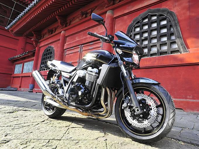 カワサキ ZRX1200DAEGの画像