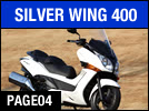 SILVER WING 400