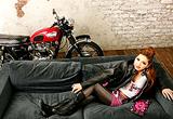 g talk「バイク乗り女子のナイショ話」