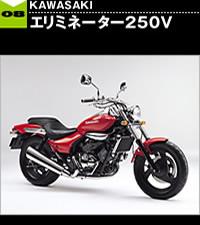 カワサキ エリミネーター250V