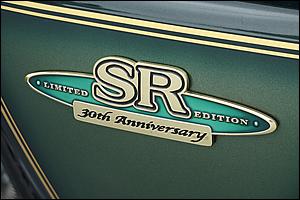 歴代SR400/500完全網羅ファイル