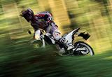 オフロードバイクテイスティング YAMAHA WR250R