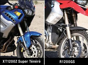 Super Tenere & R1200GS
