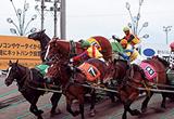 北海道「ばんえい競馬」を訪ねる~アウトライダー最新号特集~