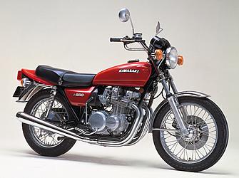 KAWASAKI Z650B2 1978