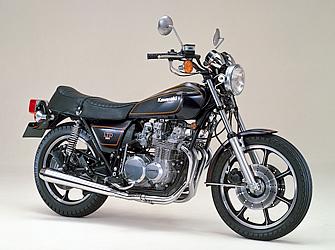 KAWASAKI Z650LTD 1979