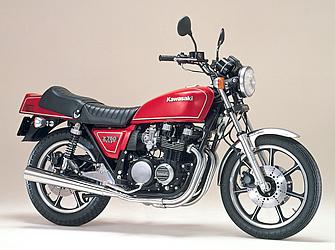 KAWASAKI Z750FX-II 1980
