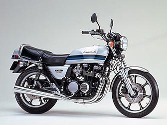 KAWASAKI Z750FX-III 1980