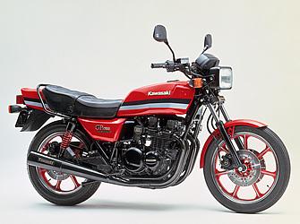 KAWASAKI Z750GP 1982