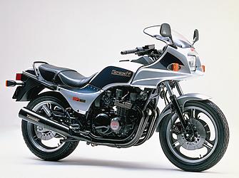 KAWASAKI GPz750F 1983
