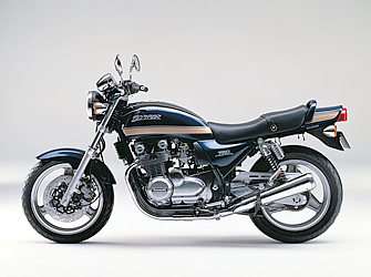 KAWASAKI ZEPHYR750RS ZR750-C7 2001