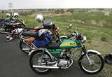 【Page7】参加バイクをチェック「YAMAHA SPORT HX90 1971」
