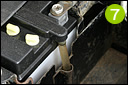 Z1は充電圧が高く、バッテリーが過充電となった場合ブリーザーからは沸騰した電解液が放出される。ホースが正しくセットされていなかった車両は電解液がフレームに付着し、腐食が発生している事がある。