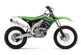 カワサキが、2013年KXFモデルをリリース【KX450F・KX250F】