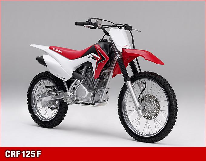 CRF125F