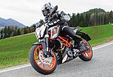 ニューモデルインプレッション KTM 390 DUKE「この1台で世界が広がる!」
