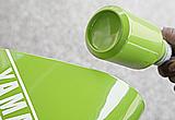 オモシロ「缶」スプレー ~自分だけの色を作れる缶スプレー~