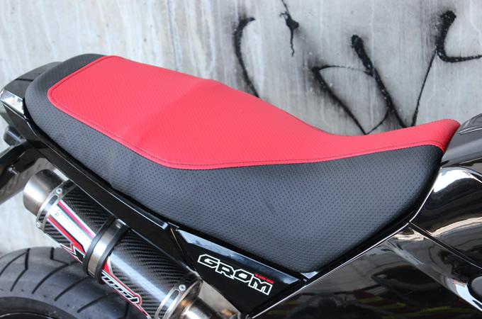 BikeBros. グロム/MSX125用 カスタムシートカバー