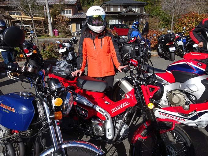 ゆるカブ第百四十二回「CT125で富士山に会いに行く」05画像