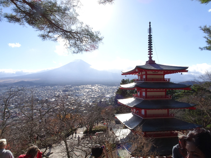 ゆるカブ第百四十二回「CT125で富士山に会いに行く」06画像