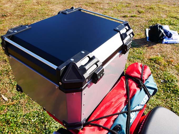 ゆるカブ第百四十四回「CT125にリアボックスを装着したよ」04画像