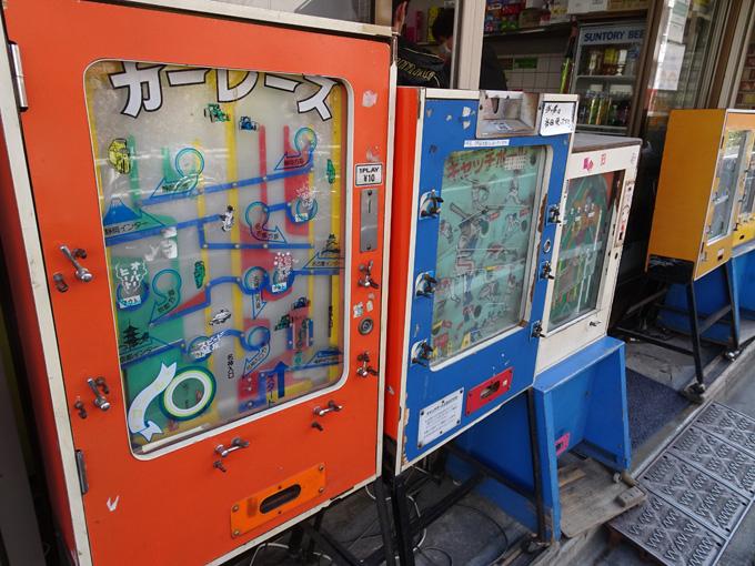 ゆるカブ第百四十八回「10円ゲーム機健在の駄菓子屋さんへGO!」02画像