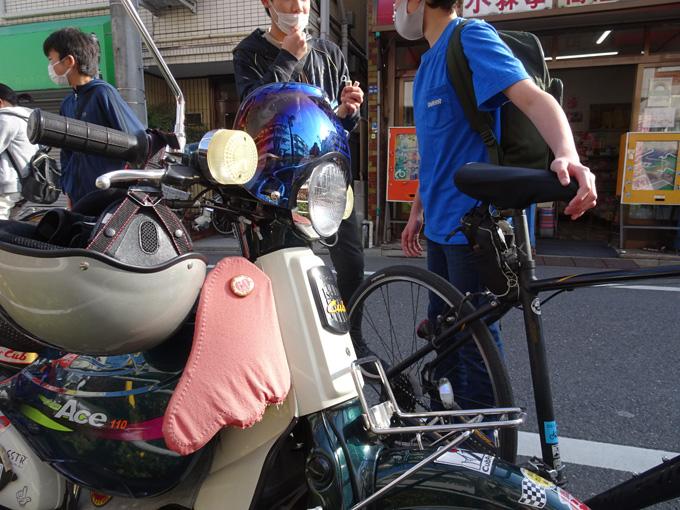 ゆるカブ第百四十八回「10円ゲーム機健在の駄菓子屋さんへGO!」05画像