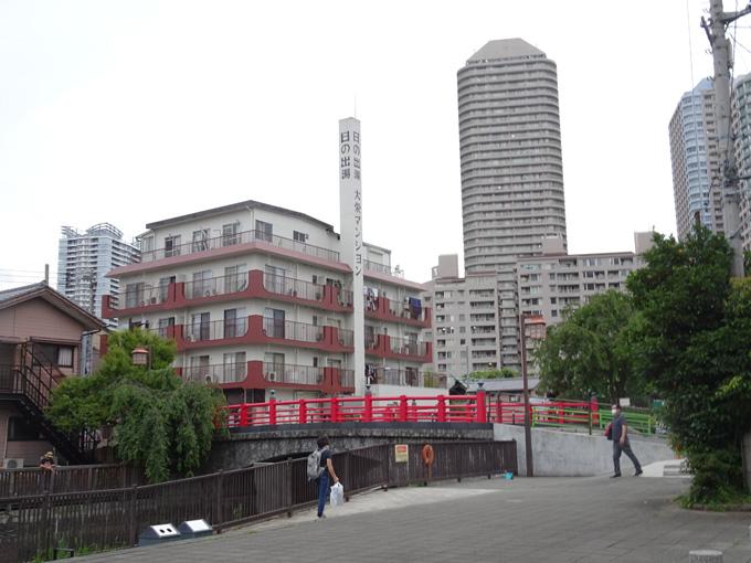 ゆるカブ第百五十四回「タワマンそびえる東京下町をカブ散歩」04画像