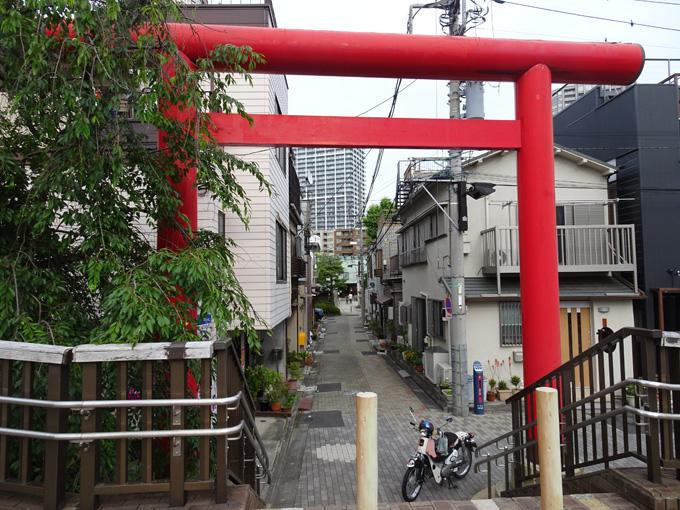 ゆるカブ第百五十四回「タワマンそびえる東京下町をカブ散歩」05画像