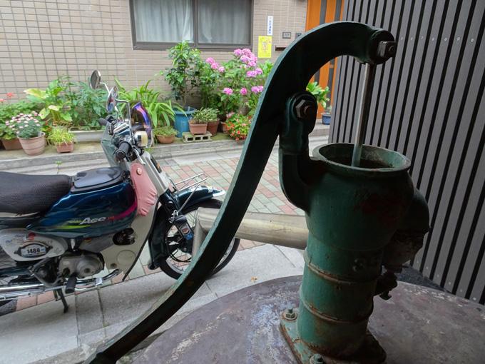 ゆるカブ第百五十四回「タワマンそびえる東京下町をカブ散歩」06画像