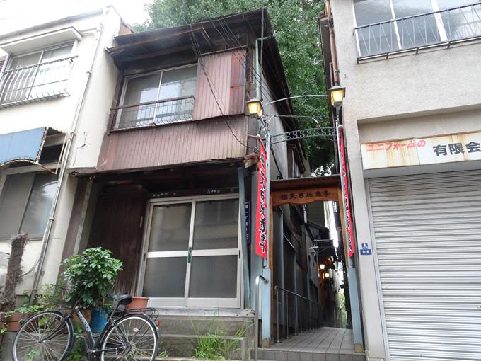 ゆるカブ第百五十四回「タワマンそびえる東京下町をカブ散歩」09画像