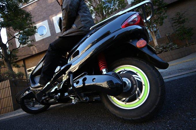 電動バイク生活